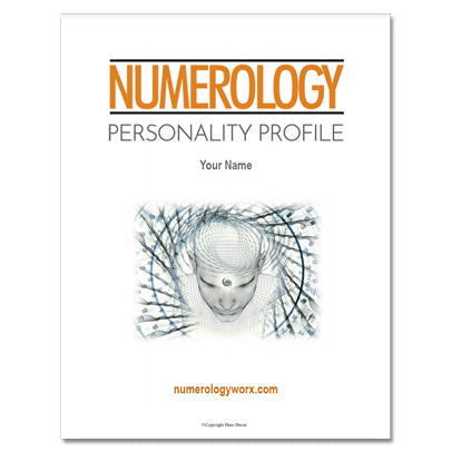 Numerology-Personality-Profile