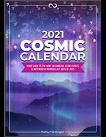 Numerology Forecast Calendar 2021