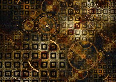 quantumfabric-fractal